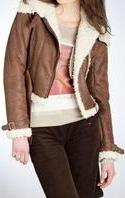 Lamb skinned jacket $10